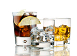 Liquori, infusi, grappe, distillati
