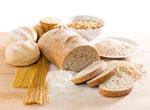 Farine e derivati: Pane, pasta, tarallini