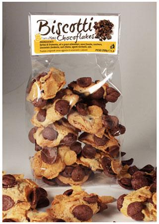 Biscotti Chocoflakes