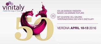 Vinitaly 2016: la 50esima edizione