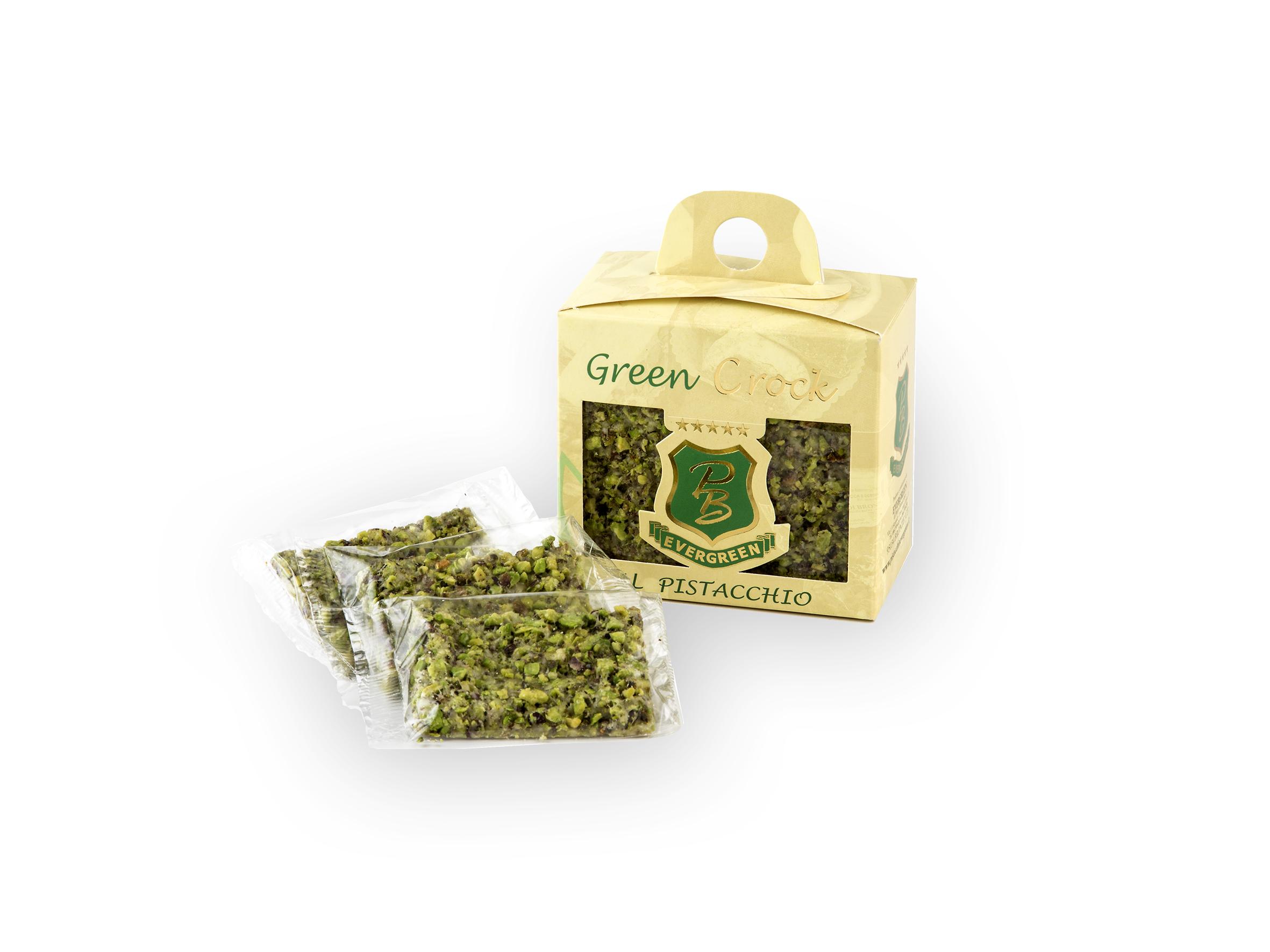Green Crock al Pistacchio di Sicilia