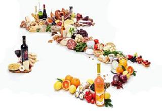 Sapevi che l italia il paese con il maggior numero di for Roma prodotti tipici